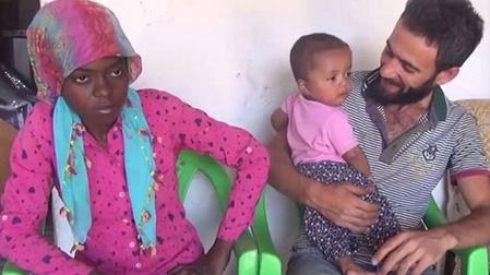 9 yabancı dil bilen Ugandalı Jennifer mutluluğu Adıyaman'da buldu!