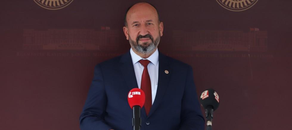 Ak Parti Çorum Milletvekili Erol Kavuncu Ramazan Bayramini kutladi