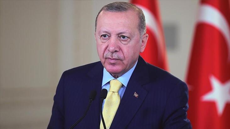 Cumhurbaşkanı Erdoğan, LGS'ye girecek öğrencilere başarı diledi:
