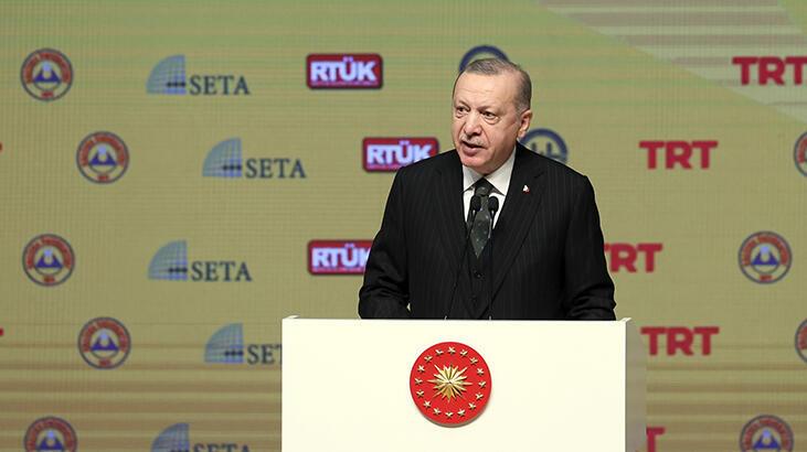 Cumhurbaşkanı Erdoğan meselenin adını koydu: İslamofobi değil İslam düşmanlığı