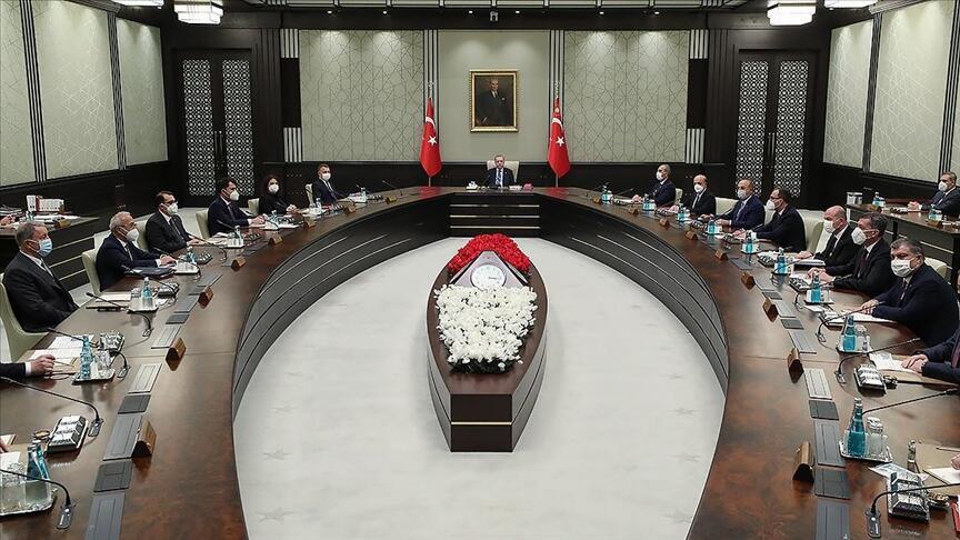 Cumhurbaşkanlığı Kabinesi sürprizi! 4 gün erkene çekildi