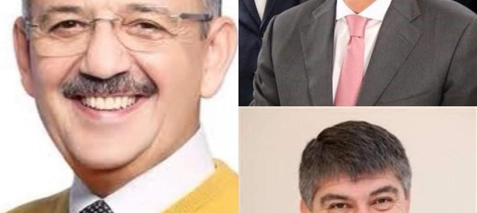 Mehmet Özhaseki toplantıdan dönerken kaza geçirdi