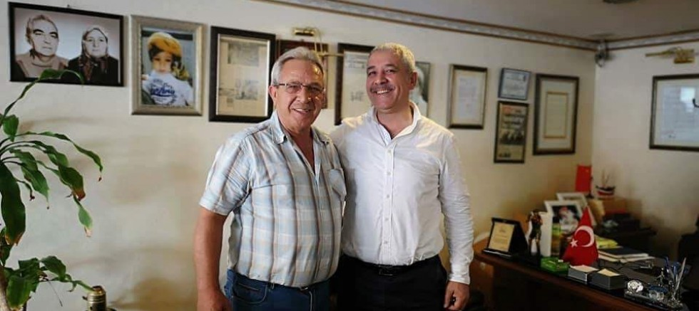 Mehmet Soydan Ak Partiden Hatay Büyükşehir başkanlığına talip