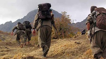 PKK yöneticisi terör örgütü için eleman ararken polise yakalandı