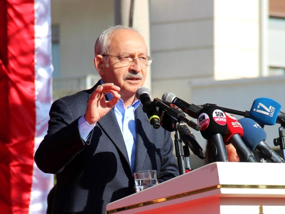 Son dakika haberleri: Kılıçdaroğlu: