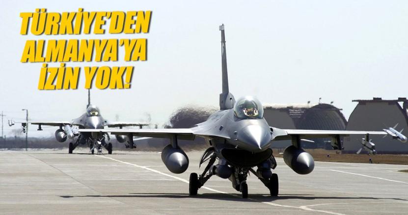 Türkiye, Alman vekillerin KONYA ziyaret iznini iptal etti