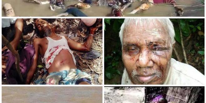Uslu,Dünyanin kör oldugu Myammar katliamını şiddetle kınadı