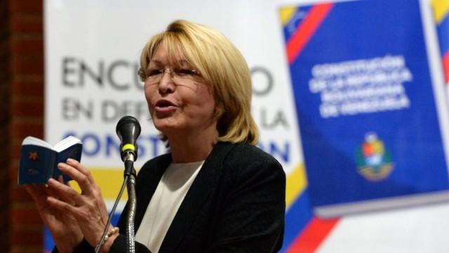 Venezuela'nın Yurt Dışına Kaçan Eski Başsavcısı Brezilya'da